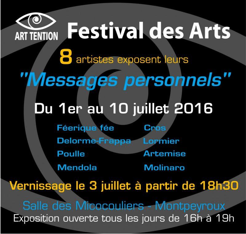 Affiche site web mairie